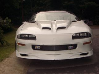 93 97 Chevrolet Camaro RAM Air Xtreme Style Functional Hood Body Kit