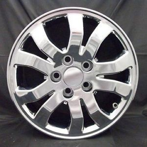 16'' Honda CRV Chrome Wheels Rims Set of 4 New 63888 No Exchange