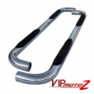 T304 SS Side Step Nerf Bar Running Board 1997 2003 Ford F150 Super Cab 4DR Truck