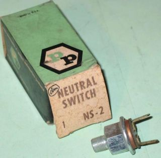 1957 1959 Chrysler Dodge Plymouth New Powerflite Neutral Switch NS 2
