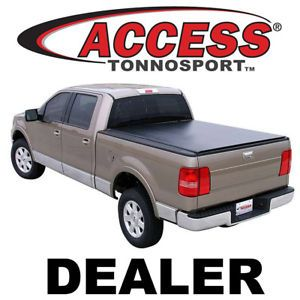 Chevy Stepside Access Sport Tonneau Truck Bed Cover