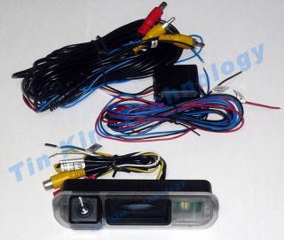 Ford Focus 2012 Handle Reverse Camera Car Parking Backup Rear View