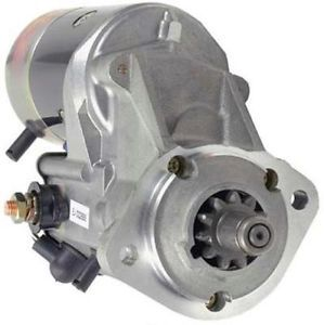 New Starter Motor Kubota D1402 Engine 028000 7803 9702809 780 2 5KW 11T