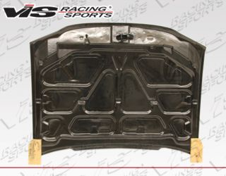 Chevrolet S10 82 93 Vis Racing Carbon Fiber RAM Air Hood