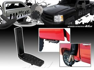 Bully Universal Truck Bed Side Step Chevy Dodge Ford F150 F250 F350 Super Duty