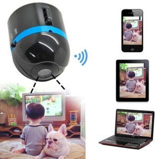 For iPhone Android Mini WiFi Remote Cam IP Wireless Spy Surveillance Camera Cam