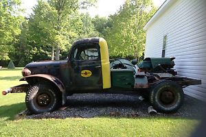 1948 Dodge Power Wagon Parts Truck B 1 PW 126 No Title