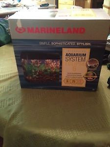 Marineland Eclipse System 6 Fully Integrated Aquarium 6 Gallon Tank