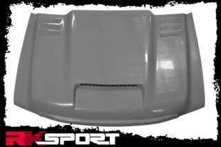 New Rksport GMC Sierra RAM Air Hood Only Fiberglass Car Body Kit 35012000