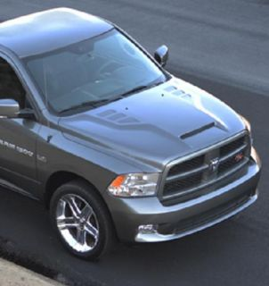 Dodge RAM 1500 2009 Up RK Sport Striker RAM Air Hood