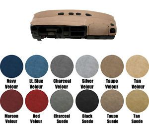 Dodge RAM Velour Dash Cover Mat Dashboard Pad