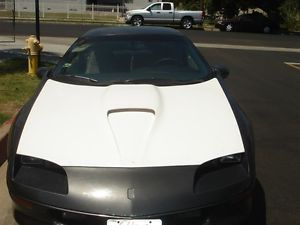 1993 1997 Chevy Camaro V6 SS Look Version 2 Trufiber RAM Air Body Kit Hood