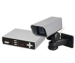 WP Color Rotating Security Camera Remote Night Vision