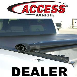Stepside Chevy Access Truck Vanish Tonneau Bed Cover