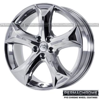 "Orginal 20"" Toyota Venza Permachrom Chrome Wheels Exchange"
