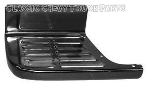 Bed Step Shortbed LH 1967 1968 1969 1970 1971 1972 Chevrolet Chevy GMC Truck