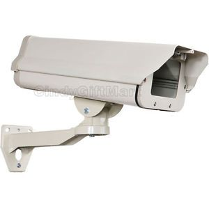 Outdoor Heavy Duty Surveillance CCTV Security Camera Housing Mount Enclosure 1MK