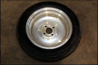 93 Ford Mustang SVT Cobra Aluminum Spare Tire Wheel 5 0 1993 90 GT Fits 79 93