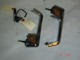 1966 1967 Ford Fairlane Rear Door Handles 4 Door