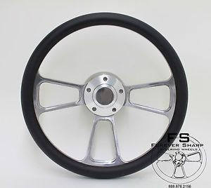 "14"" Aluminum Steering Wheel 4 Golf Carts"