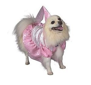 Pretty Pink Princess Pet Costume Dog Halloween Small