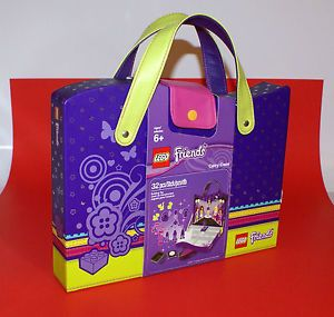 Lego Friends Carry Case Transport Collectors Set 850597