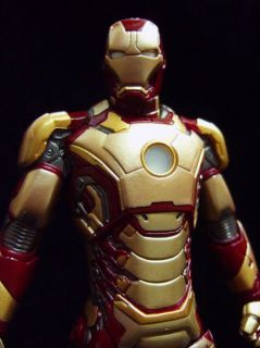 Sega Marvel Iron Man 3 Ironman PM Premium PVC Figure Mark 42 XLII Tony Stark US