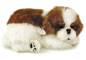 New Cute Girls Perfect Petzzz Shih Tzu Dog Pets Puppy Doll Toy Bed Pet