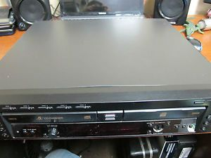 Sony RCD W500C Compact Disc CD Player Burner 5 Disc Changer G1