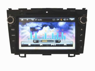 2007 2008 2009 2010 2011 Honda CRV DVD GPS Navigation Navi Car Radio CD Player