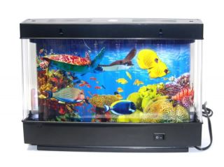 Discovery Kids Animated Marine Lamp Aquarium Fish