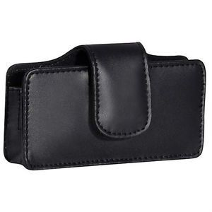 Original Samsung Leather Case Cover Pouch Side Clip for Your Cell Phone