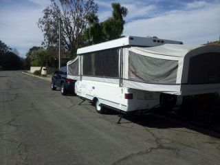 2004 Fleetwood Westlake Pop Up Camper