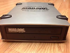 Mad Dog Multimedia USB External Drive CD DVD RW