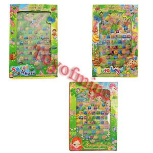 Kids Child Learning English Educational Computer Tablet Toys for Kids 3