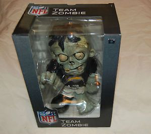 San Diego Chargers NFL Football Team Zombie Figure