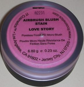 It Cosmetics Anti Aging Airbrush Blush Stain – Love Story – New SEALED