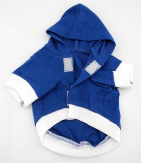 Dog Clothes Small Hoodie