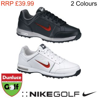 Nike Junior Remix Unisex Golf Shoes Boys Girls Childrens Child Kids Leather