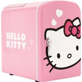 Sakar Hello Kitty Mini Fridge 76009