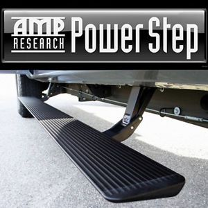 99 06 Chevy Silverado Extra Cab Crew Cab Amp Powerstep Side Steps Running Boards