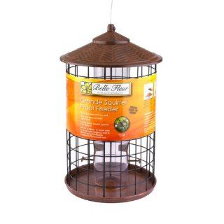 New Belle Fleur Grande Squirrel Proof Bird Feeder Free Fast Shipping