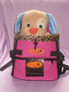 Pet Carrier Dog Puppy Carrier Carrier Size Small Color Pink
