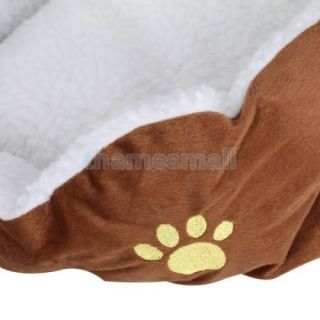 Perfect Gift Pet Cat Dog Puppy Warm Bed Soft Comfort House Nest Pad Mat Cushion