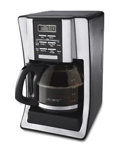 Mr Coffee BVMC SJX33GT 12 Cup Thermal Stainless Steel Coffee Maker Machine