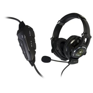 New CTA US UGH U s Army Universal Gaming Headset w 3D Effect PS3 Xbox PC in Box
