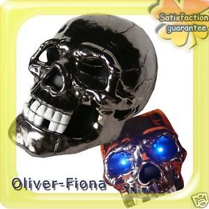 Cool Skull Skeleton Corded Telephone Phone Halloween
