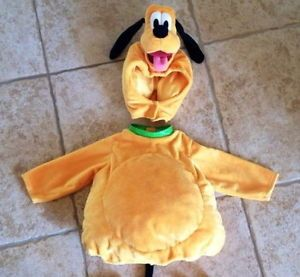 Pluto Toddler Costume 3T Puppy Dog Halloween