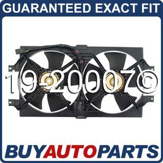 Brand New Radiator Cooling Fan Dodge Chrysler