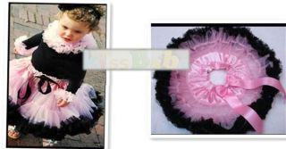 E043 Girl Baby Kids Skirt Party Dance Dress 1 Pcs Pettiskirt Tutu COSTUME1 8Year